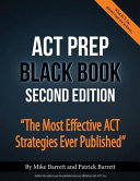 ACT Prep Black Book