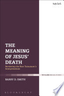 The Meaning Of Jesus Death