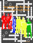 Sing With This Boy Band Crossword Puzzle Book