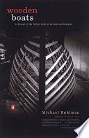 Wooden Boats Book