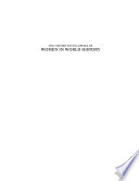 The Oxford Encyclopedia of Women in World History: Dance