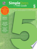 """Simple Steps for Fifth Grade"" by Thinking Kids, Carson-Dellosa Publishing"