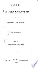 Alden s Manifold Cyclopedia of Knowledge and Language Book