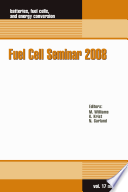Fuel Cell Seminar 2008 Book PDF
