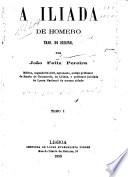 A Iliada de Homero