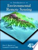 Introduction to Environmental Remote Sensing
