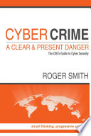 CyberCrime   A Clear and Present Danger The CEO s Guide to Cyber Security Book