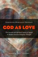 God as Love