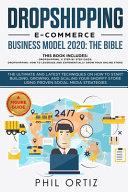 Dropshipping E Commerce Business Model 2020