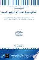 Geospatial Visual Analytics Book PDF