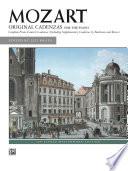 The Complete Original Cadenzas to the Piano Concertos Book PDF