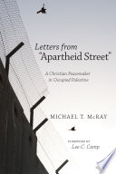 "Read Online Letters from ""Apartheid Street"" For Free"