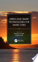 Green And Smart Technologies For Smart Cities Book PDF