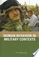 Human Behavior in Military Contexts