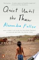 Quiet Until the Thaw Book PDF