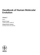 Handbook of Human Molecular Evolution