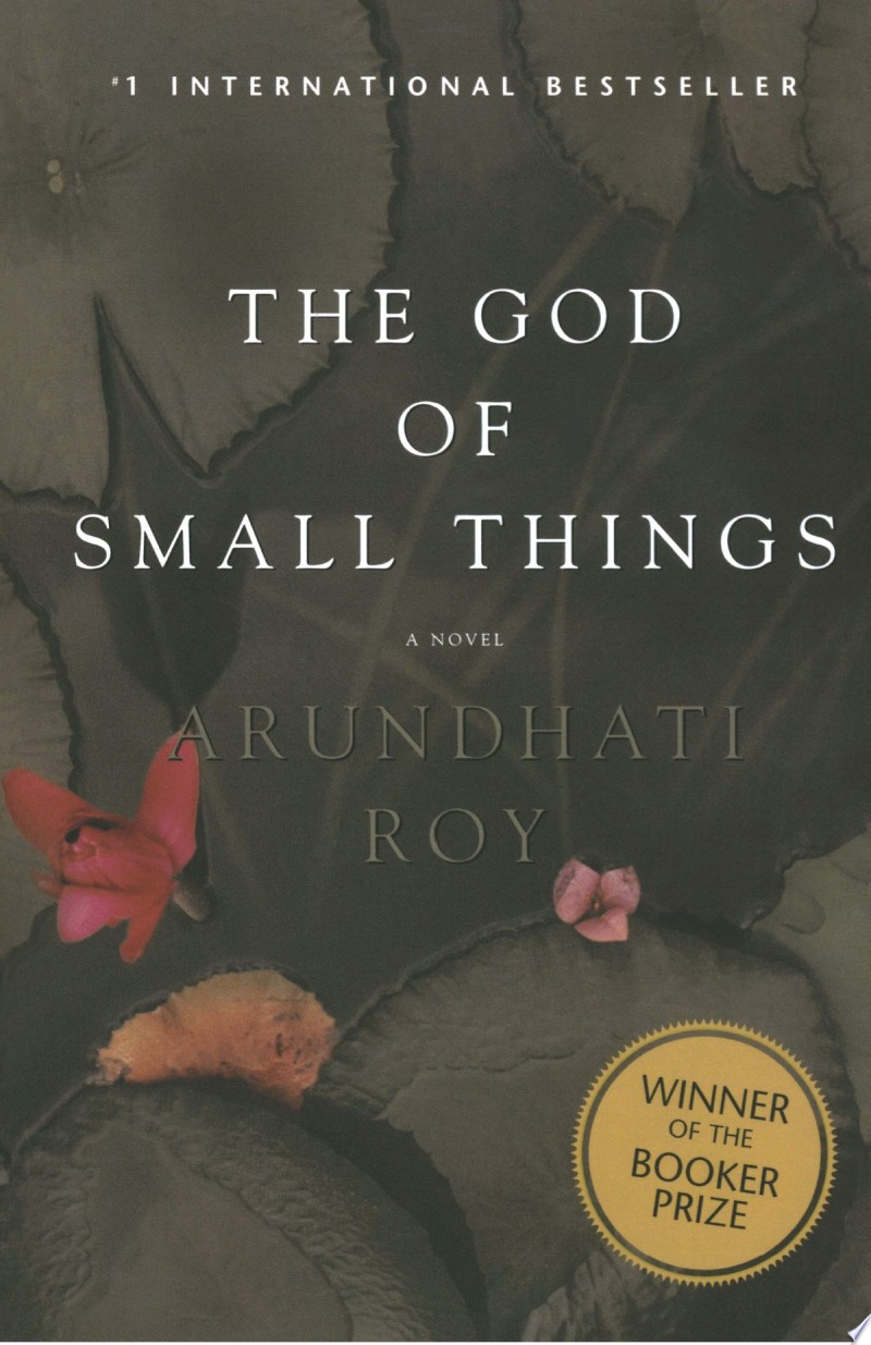 The God of Small Things image