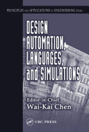 Design Automation  Languages  and Simulations