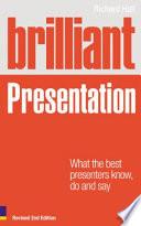 Brilliant Presentation