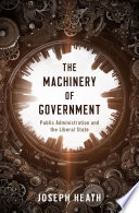 The Machinery of Government