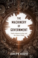 Pdf The Machinery of Government