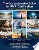 The Comprehensive Guide for PMP   Certification