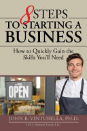 8 Steps to Starting a Business