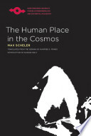 The Human Place In The Cosmos Book PDF