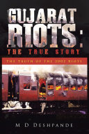 Pdf Gujarat Riots: the True Story Telecharger