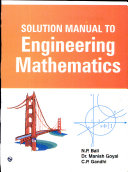 Solution Manual to Engineering Mathematics