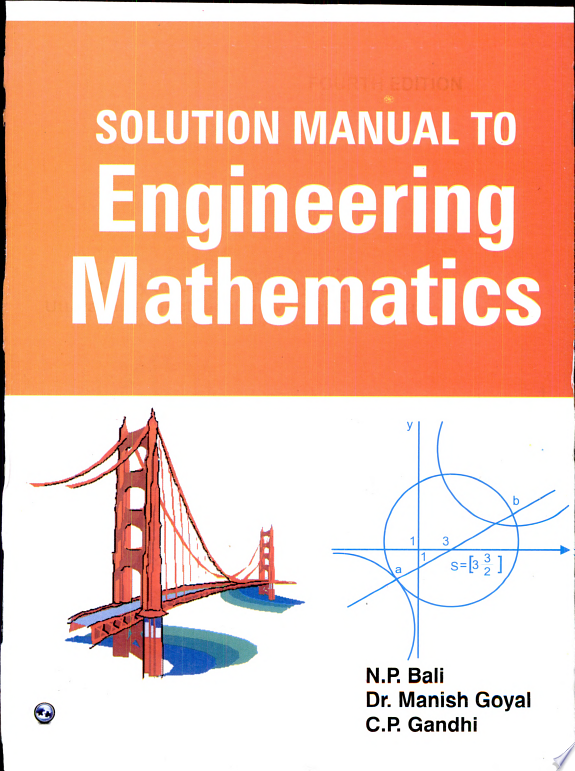 Solution Manual to Engineering Math