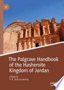 The Palgrave Handbook Of The Hashemite Kingdom Of Jordan