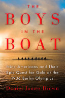 Book cover of The Boys in the Boat