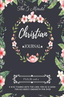 The 5 Minute Christian Journal