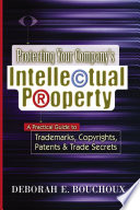 Protecting Your Company S Intellectual Property