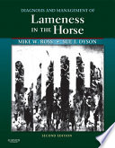 """Diagnosis and Management of Lameness in the Horse E-Book"" by Michael W. Ross, Sue J. Dyson"