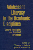 Adolescent Literacy In The Academic Disciplines