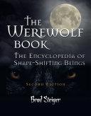 The Werewolf Book Pdf/ePub eBook