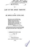 Novels  Rienzi