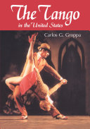 The Tango in the United States Book