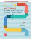 Matching Supply W  Demand