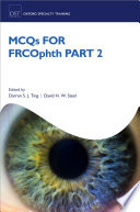 MCQs for FRCOphth Part 2