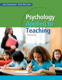 Psychology Applied to Teaching Book