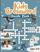 Kids Crossword Puzzle Books Ages 8 11