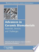 Advances in Ceramic Biomaterials