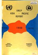 Unep Asia Pacific Report Book PDF
