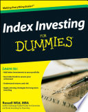 Index Investing For Dummies Book