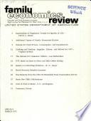 Family Economics Review