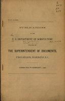 Publications For Sale