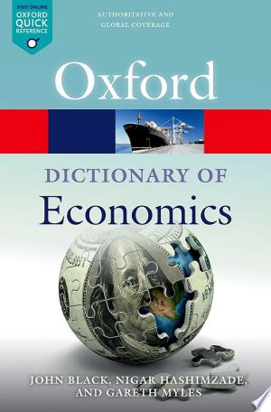 Free Download A Dictionary of Economics PDF - Writers Club
